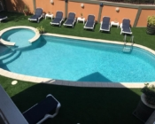 Welcome to our Newly Remodeled Pool Area.